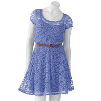 Lily Rose Lace Dress - Juniors