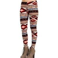 Power Print leggings