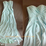 Simple Chiffon Long prom dress/graduation dresses from Charming girls