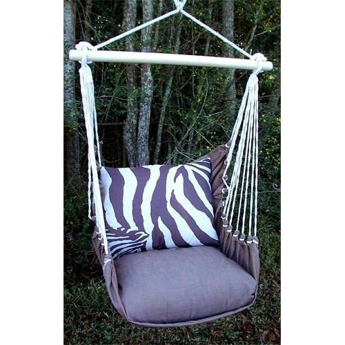 outdoor indoor hammock swing chair w from amazon