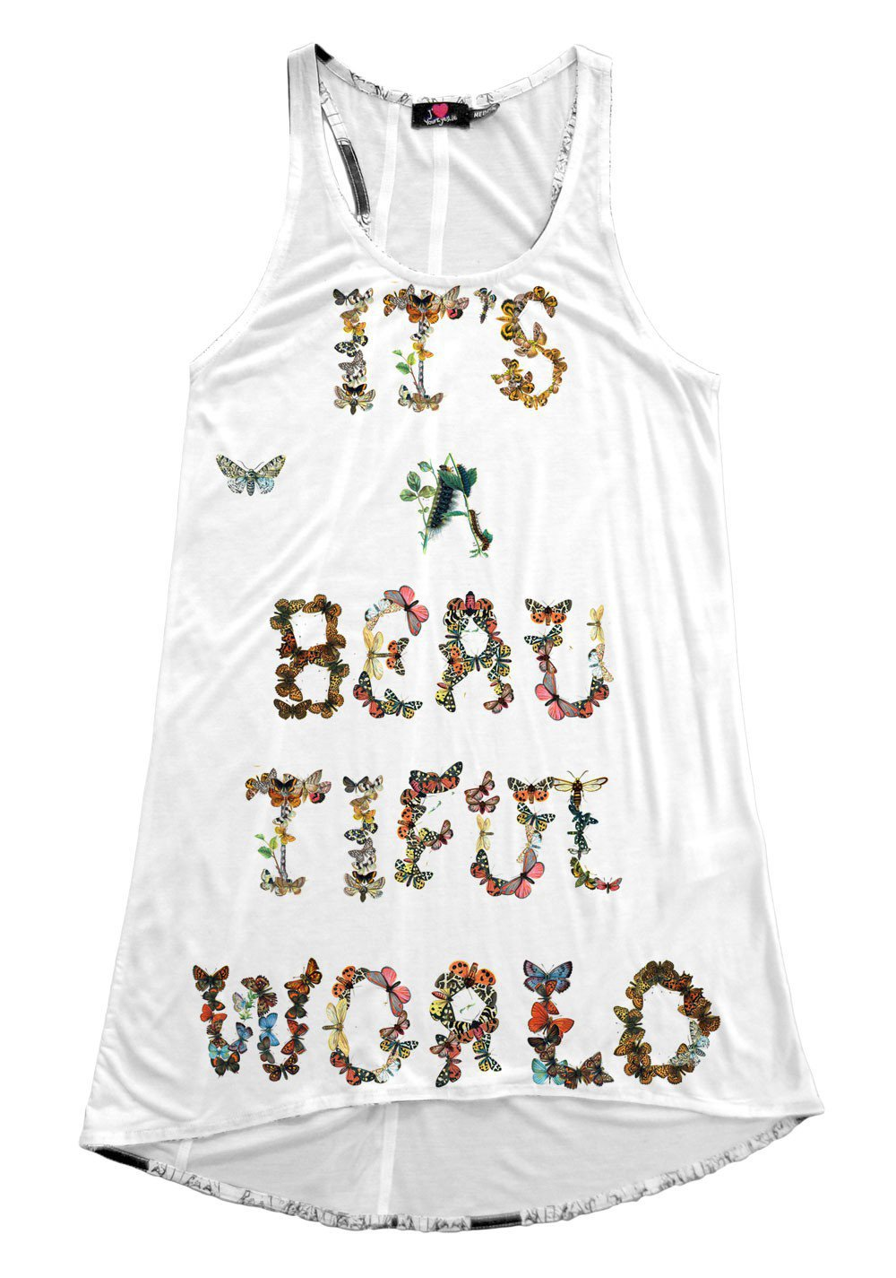 Buttergated vest dress - DRESSES - WOMEN Online store> Shop the collection