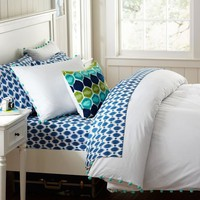 Color Pop Duvet Cover + Sham