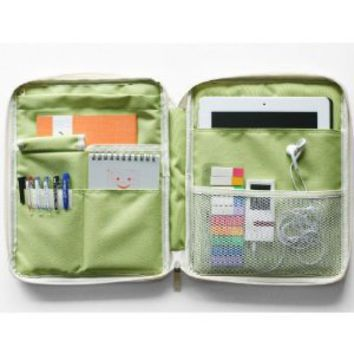 Better Together iPad Pouch, Gray