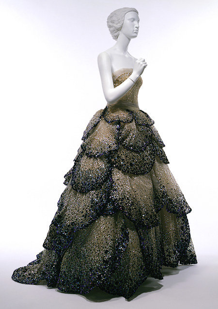 Christian Dior: &quot;Junon&quot; dress 