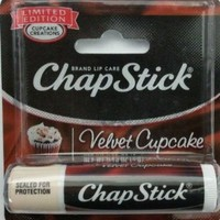 Amazon.com: ChapStick Velvet Cupcake, 0.15oz (Pack of 6): Health & Personal Care