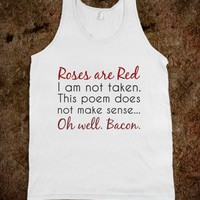 Bacon Poem - Whitney's Wardrobe