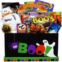Art of Appreciation Gift Baskets Boo! To You Halloween Candy Care Package Box: Amazon.com: Grocery & Gourmet Food