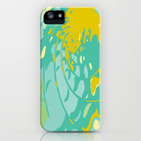 Sea Treasure iPhone Case by Rosie Brown | Society6