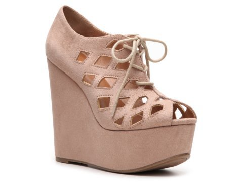 Zigi Soho Montage Wedge Bootie Peep Toes Pumps & Heels Women's Shoes - DSW