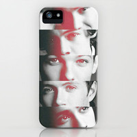 Eyes iPhone Case by dan ron eli | Society6