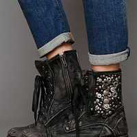 Free People Kadence Military Boot
