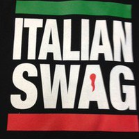 ITALIAN SWAG Adult Humor Italy Swagg Party Jersey Shore Novelty Funny T-Shirt