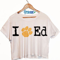 I Paw Ed | fresh-tops.com