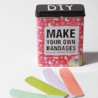 Make Your Own Bandages