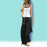 A perfect Indian skirt pants K1001 by idea2lifestyle on Etsy