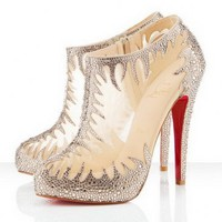 Christian Louboutin Marale 140mm Booties