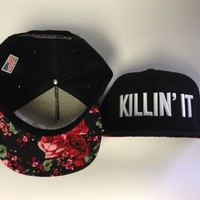 Killin' It Snapback 2.0 - Headwear - Beauty Forever - Brands - Paper Alligator