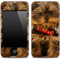 Cute Puppy iPhone 3GS, iPhone 4/4s, iPhone 5, iPod Touch 4th or 5th gen, Samsung Galaxy S2 or S3 Skin