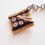 CHARM  Miniature Sushi by FrozenNote on Etsy