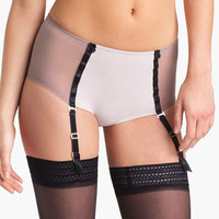 Only Hearts Club &#x27;Lou Lou&#x27; Garter Hipster Brief | Nordstrom