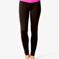 Zip Pocket Skinny Workout Pants