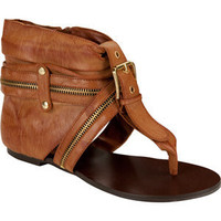 BUCCO Zipper Cuff Womens Sandals 171778412 | sandals | Tillys.com