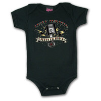 Daddy&#x27;s Lil Piston One Piece - Babies - Little Rebels - Grease, Gas and Glory