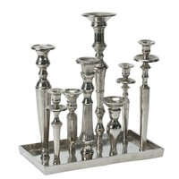 Aluminum Candle Tray