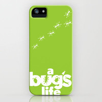 A bug's life iPhone Case by Citron Vert | Society6
