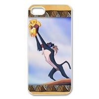 Amazon.com: Disney the Lion King iPhone 5 Case Hard Plastic iPhone 5 Back Cover Case: Cell Phones & Accessories