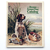Items From Our Catalog (L.L. Bean Spoof, 1982)  Wary Meyers