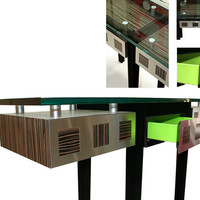 Johnny Egg - Furniture - Suspension Console