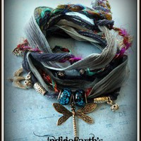 IndigoEarth's ~Wing and A Prayer~Gypsy Wrap~