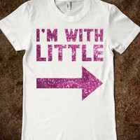 I'm With Little (Sparkle) - Sorority Sisters