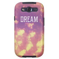 Dream Samsung Galaxy Case from Zazzle.com