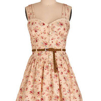 Somebody Remembers the Dress | Mod Retro Vintage Dresses | ModCloth.com