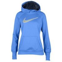 Nike All Time Swoosh Out Hoodie - Women&#x27;s at Foot Locker