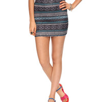 Tribal Bodycon Skirt | FOREVER21 - 2000037351
