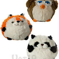 Mini Squishables: Plump, round, and adorable stuffed animals