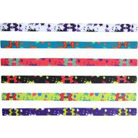 Under Armour Women's Paint Splatter Mini Headbands