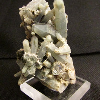 Mineral Specimen - Epidote, Quartz - Green Monster Mine, Prince of Wales Island, Alaska