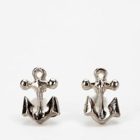 UrbanOutfitters.com > Urban Renewal Vintage Anchor Post Earring
