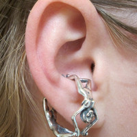 Lovers Ear Cuff Hoop