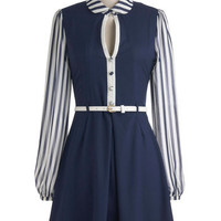 Away We Go-Go Dress | Mod Retro Vintage Dresses | ModCloth.com