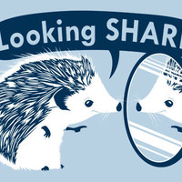 $19.95 Looking Sharp T-Shirt | SnorgTees
