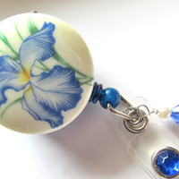 Blue Iris Badge Reel