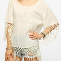 Urban Outfitters - Staring At Stars Festival Fringe Tunic