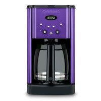 Cuisinart: Brew Central Coffee Maker Purple, at 6% off!