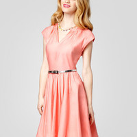 BB Dakota Pink Lemonade Grinell Dress