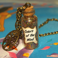 Pocahontas Colors of the Wind Magical Necklace by LifeistheBubbles